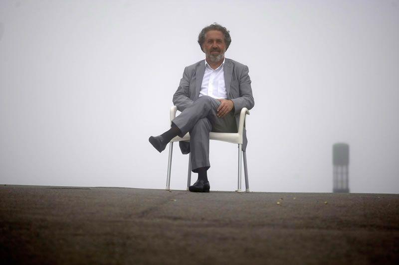 2011. Fotografía do arquivo do xornal El Ideal Gallego