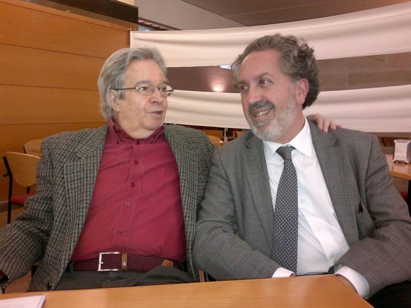 2012. Con Ros Marbá no Auditorio de Galicia
