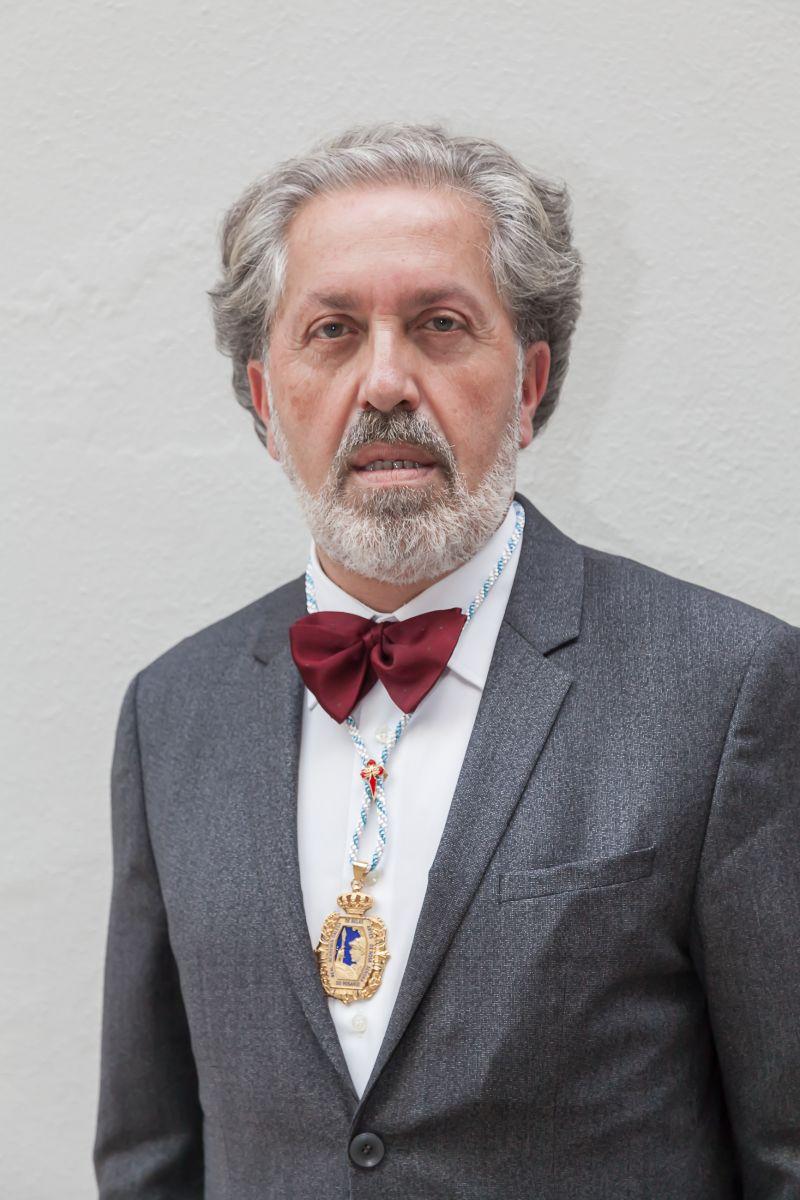 2019. Ingreso na Real Academia Galega de Belas Artes