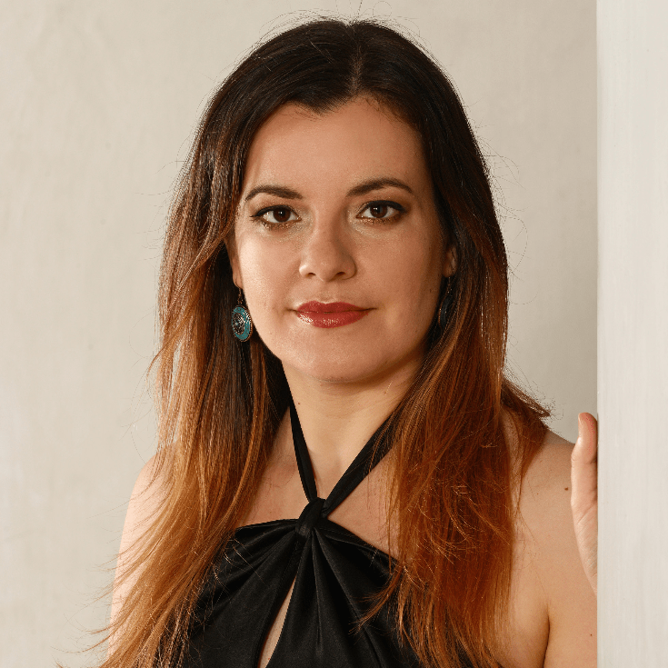 A soprano Anabel Real estrea en Barcelona dúas cancións sobre poemas de S. Espriu de J. Durán