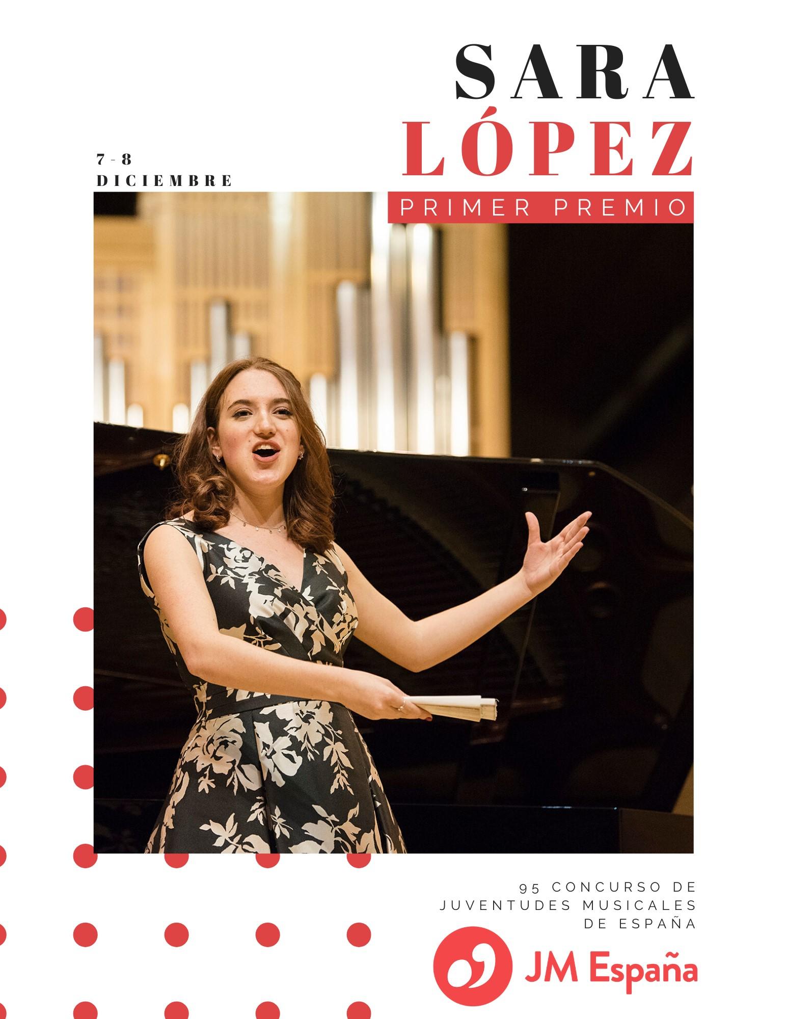 """A soprano Sara López estrea as """"Cinco miniaturas machadianas"""" de J. Durán"""