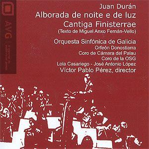 Alborada de noite e de luz-Cantiga Finisterrae (DVD)
