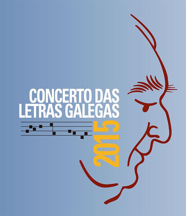 Arranxos de J. Durán no Concerto do día das letras galegas, 2015