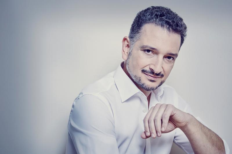 Concerto de Javier Franco e J. Durán no Teatro Principal de Ourense