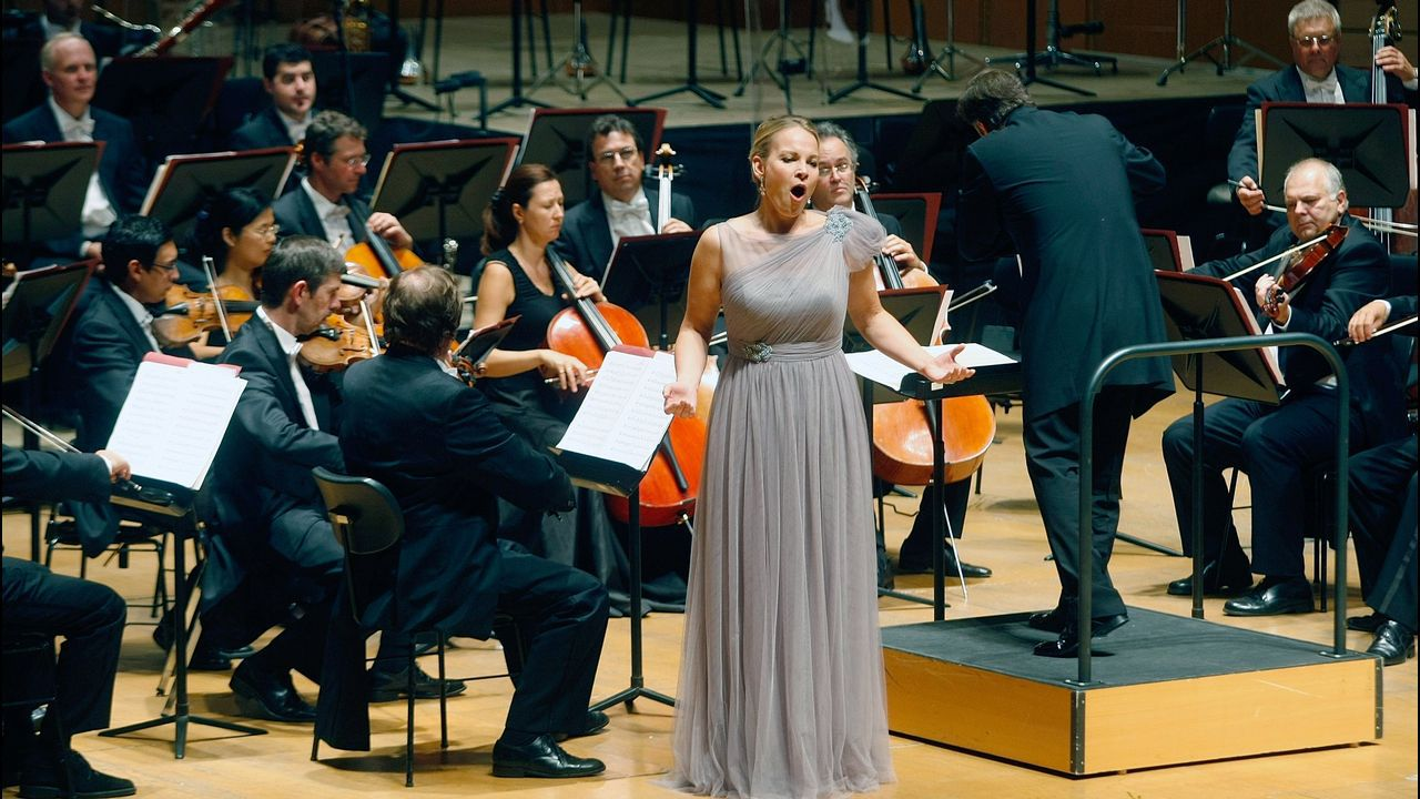 Deutsche Grammophon grava con Elina Garança arranxos de J. Durán