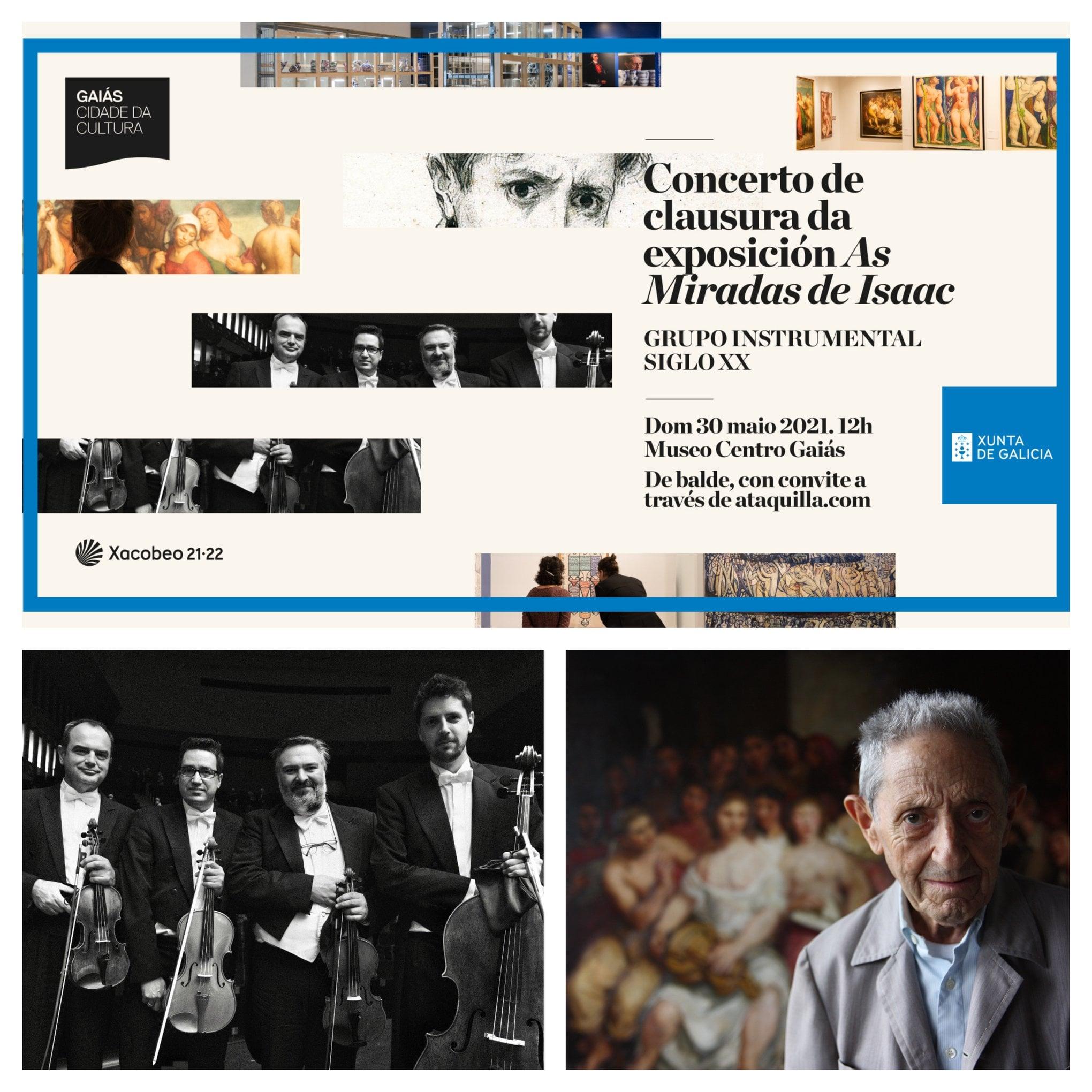 Divertimento de J. Durán polo Grupo Instrumental Siglo XX