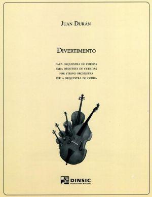 Divertimento (partitura y partes)