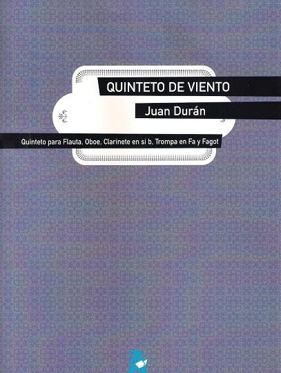 Editado en Rivera el Quinteto de Viento de J. Durán