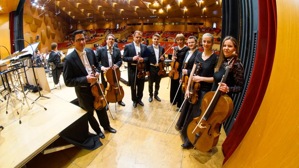 Estrea de J. Durán na Sociedade Filarmónica de A Coruña