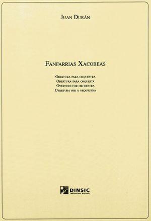 Fanfarrias Xacobeas (partitura y partes)