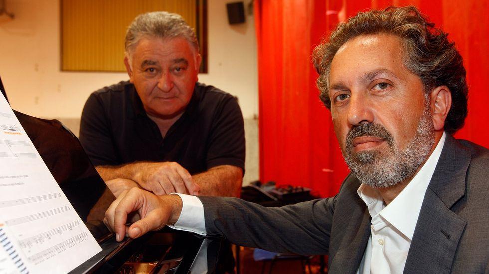 J. Durán nas actividades paralelas de Amigos da Ópera da Coruña