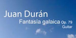 Música de J. Durán en Air classical