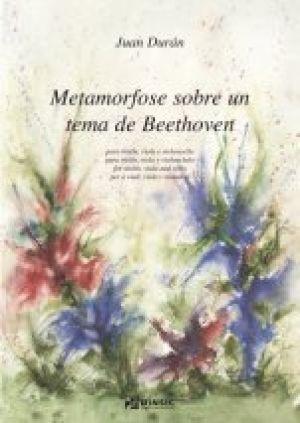 Metamorfosis sobre un tema de Beethoven (partitura y partes)