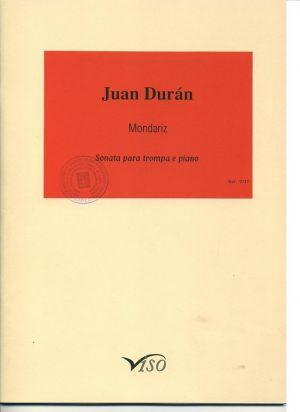 Mondariz, sonata para trompa y piano (partitura y partes)