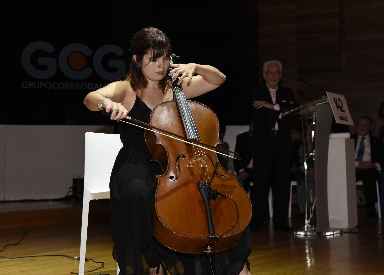 Música de J. Durán na Gala dos Premios Galegos de 2019