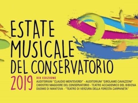 Música de J. Durán no Conservatorio de Mantova (Italia)