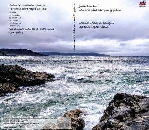 Música para saxofón e piano (CD)