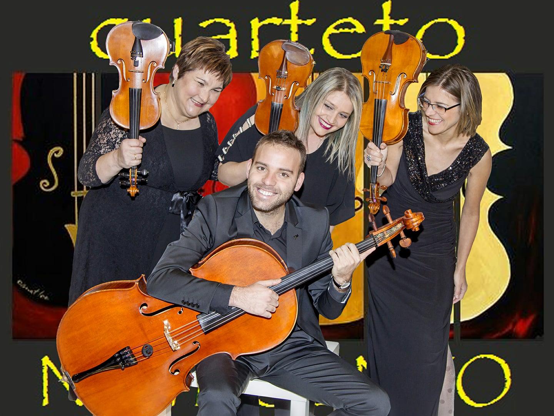 O cuarteto de J. Durán novamente polo Cuarteto Novecento