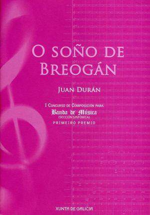 O soño de Breogán (partitura e partes)