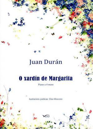 O xardín de Margarita (partitura)