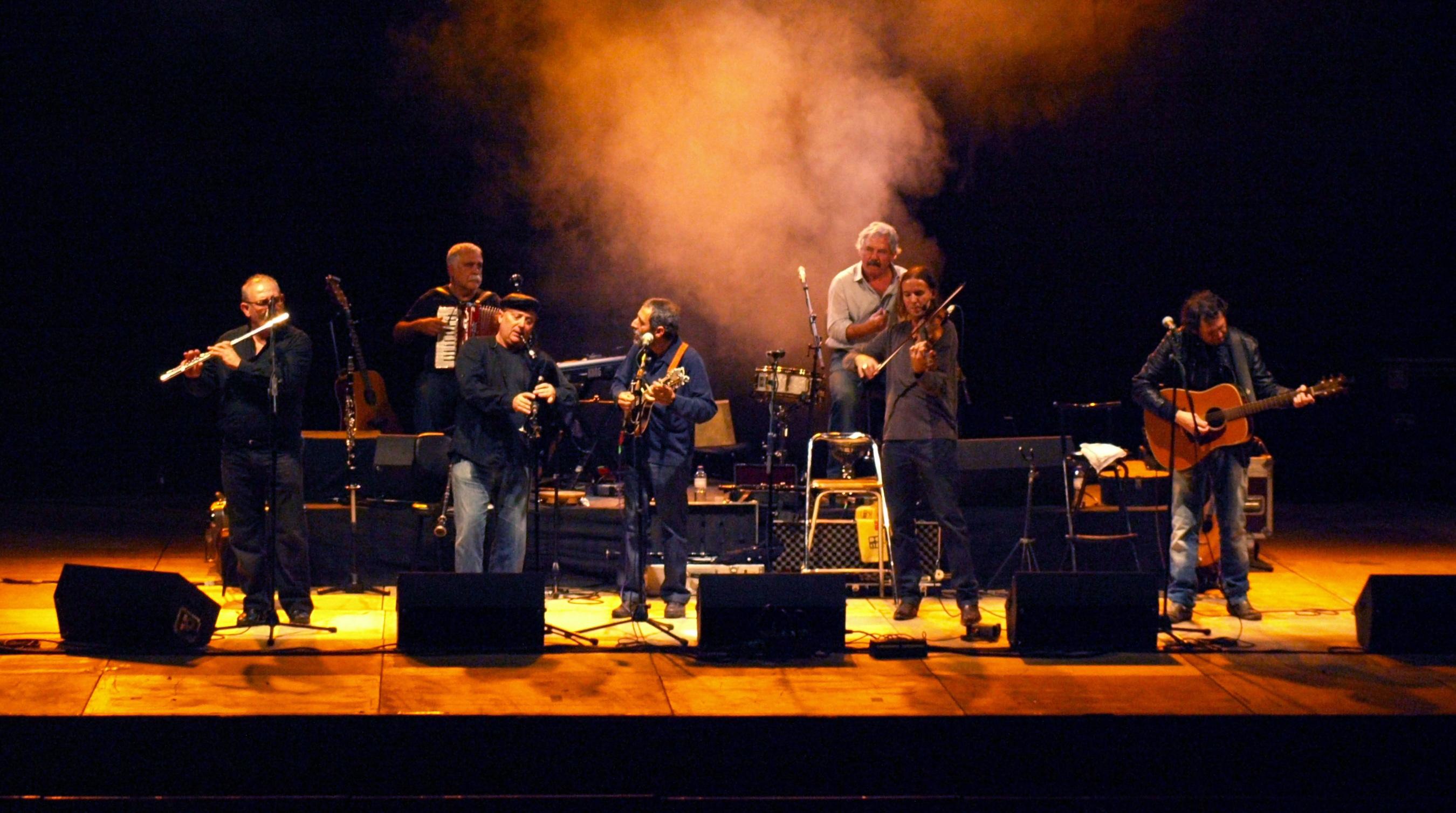 """Orquesta RTVE interpreta """"Suite de cine"""" de Milladoiro en orquestación de Juan Durán"""