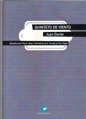 Quinteto de viento (partitura y partes)