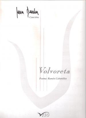 Volvoreta (partitura)